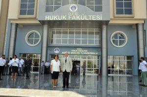 Dokuz Eylül Üniversitesi Hukuk Fakültesi
